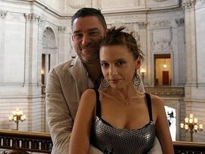 Ирэна Карпа во второй раз вышла замуж