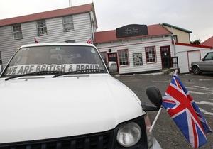 Конфликт вокруг Фолклендских островов: Британская турфирма исключила Аргентину из круизов