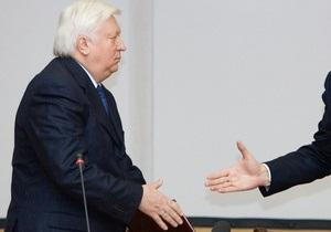 Депутаты БЮТ-Батьківщини с третьей попытки встретились с Генпрокурором
