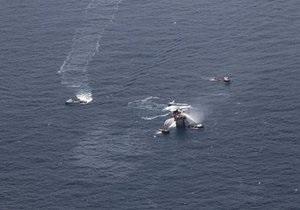 В береговой охране США опровергли информацию о разливе нефти