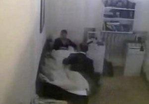 Прокуратуре Киева поручили проверить видео якобы из камеры Тимошенко