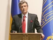 Ющенко считает унизительным слушать басни о НАТО