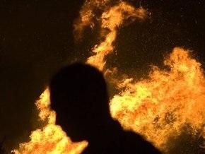 Неосторожное обращение с огнем привело к гибели двух киевлян