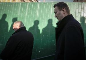 В суде над Навальным свидетели забыли показания