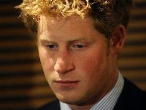 Принц Гарри попался на расистских высказываниях
