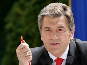 Совет судей Украины заявил о незаконности указов Ющенко