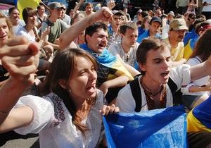 В Харькове организатор митинга против языкового закона получил от суда устное замечание