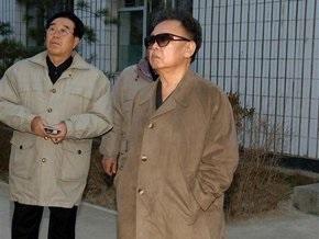 Ким Чен Ир выехал за пределы Пхеньяна