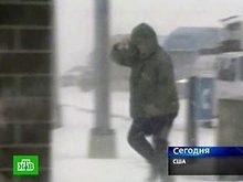 На США обрушился ураганный ветер и ледяной дождь: есть жертвы