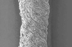 В США научились создавать из нановолокна искусственные сухожилия