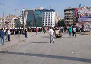 Турецкий спецназ силой разогнал лагерь демонстрантов в Стамбуле