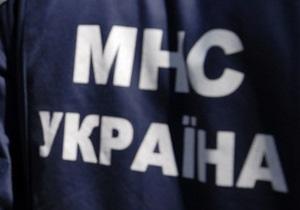 Милиция Донецка: Палатку у инвалидов-чернобыльцев изъяли сотрудники МЧС
