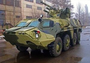 Украина и Ирак скорректировали график поставок первых украинских БТР-4