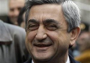 Армения приостановила процесс примирения с Турцией