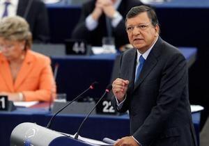 Еврозона нуждается в надзоре над банками - глава Еврокомиссии