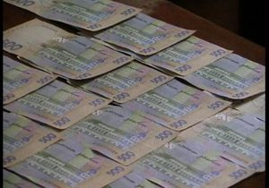 В Херсонской области глава райадминистрации и сотрудник СБУ задержаны по подозрению в получении взятки в семь миллионов гривен