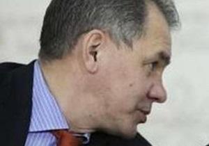 Шойгу отмечает 20 лет работы на посту главы МЧС России