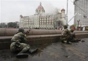 Тела напавших на Мумбаи террористов тайно похоронили в Индии