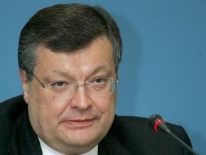 Грищенко: Отсутствие посла РФ в Киеве вредит в первую очередь России