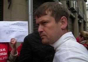 Развозжаев отказался от явки с повинной, но его арест признали законным