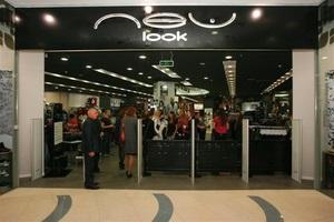 Первый в Украине магазин New Look