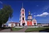 Традиционная поездка коллектива НПП  Родник  в Троице-Сергиев Варницкий монастырь.