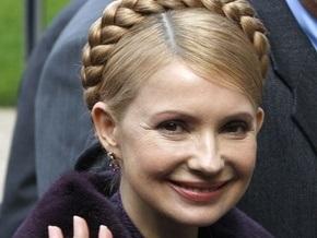 Тимошенко в Чернигове раздала 107 ордеров на квартиры