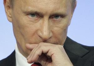 Путин посетил съемки шоу Минута славы