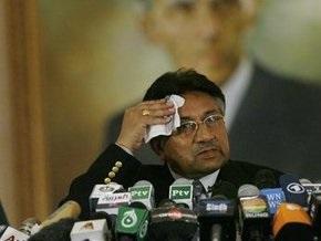 В Пакистане завели уголовное дело против экс-президента