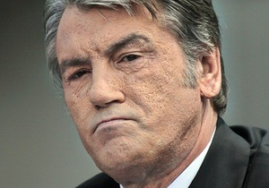 Ющенко выразил соболезнования семьям погибших в Перми