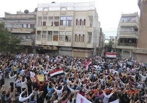 США выделили на оказание гуманитарной помощи сирийцам более $12 млн
