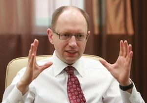 Яценюк не исключает  нового Майдана  в случае победы Партии регионов