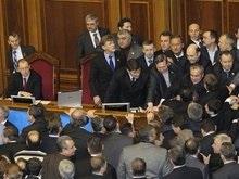 Политики не могут договориться: Рада заседать не будет