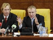Суркис рассказал, почему выбрали Михайличенко