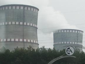 Украина и Россия завершили разработку контракта по поставкам ядерного топлива