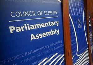 Содокладчики ПАСЕ: Вопрос санкций в отношении Украины не стоит