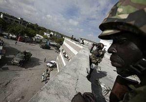 Боевики обстреляли парламент Сомали