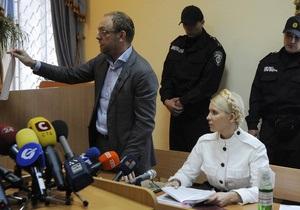 Власенко: Скорее всего, Тимошенко сядет лет на семь