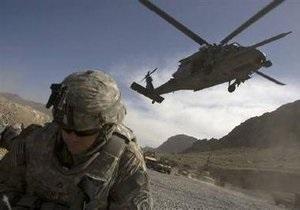 В Афганистане завершена крупнейшая операция против талибов
