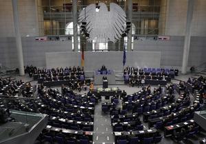 В здании немецкого парламента закроют сауну