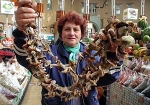 В Киеве пройдут четыре продуктовых ярмарки