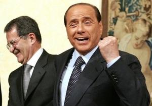 В Италии появилась настольная игра, посвященная скандалу вокруг Сильвио Берлускони