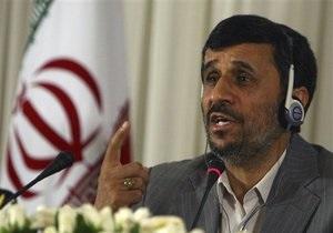 Иран пригрозил отказом от переговоров в случае принятия ООН новых санкций