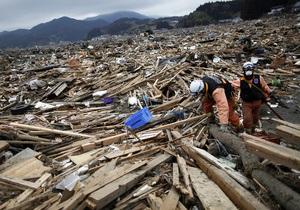 Число жертв землетрясения и цунами в Японии превысило 14 тысяч человек