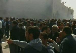 ВВС Ливии нанесли удар по военной базе с перебежчиками