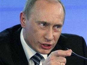 Путин о поставках газа в Украину: Реализация схемы, предложенной Тимошенко, маловероятна