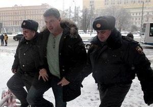Amnesty International назвала Немцова и других российских оппозиционеров узниками совести