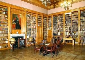Из алупкинской библиотеки князя Воронцова пропало четыре тысячи антикварных книг