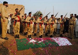 Обстрел пакистанского блокпоста: Авиация НАТО наносила удары в течение двух часов