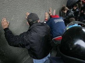 Милиция задержала вымогателей, требовавших за жизнь главы Укрзолота 50 кг золота